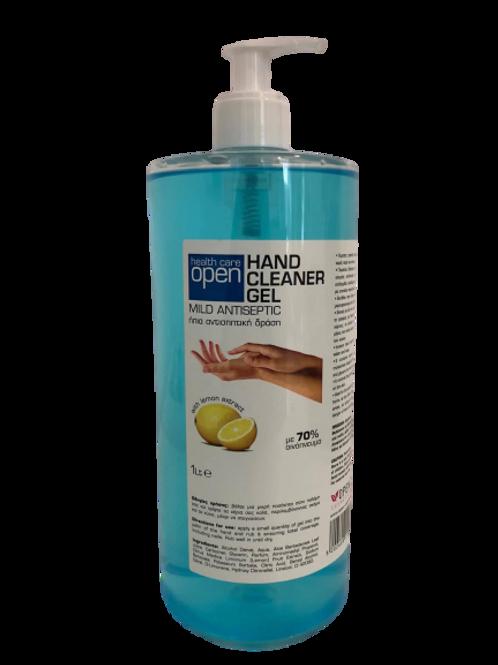 Hand Creaner Gel - Mild Antiseptic 1L