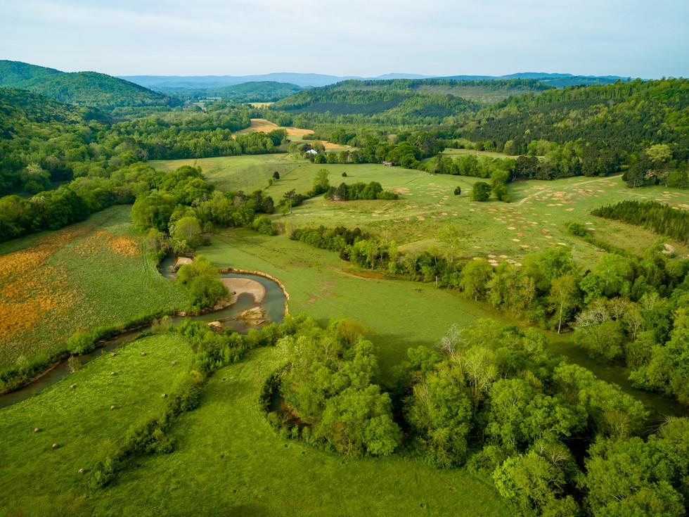 North Georgia Farm