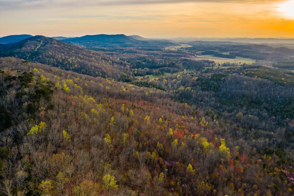Northwest Georgia Mountains
