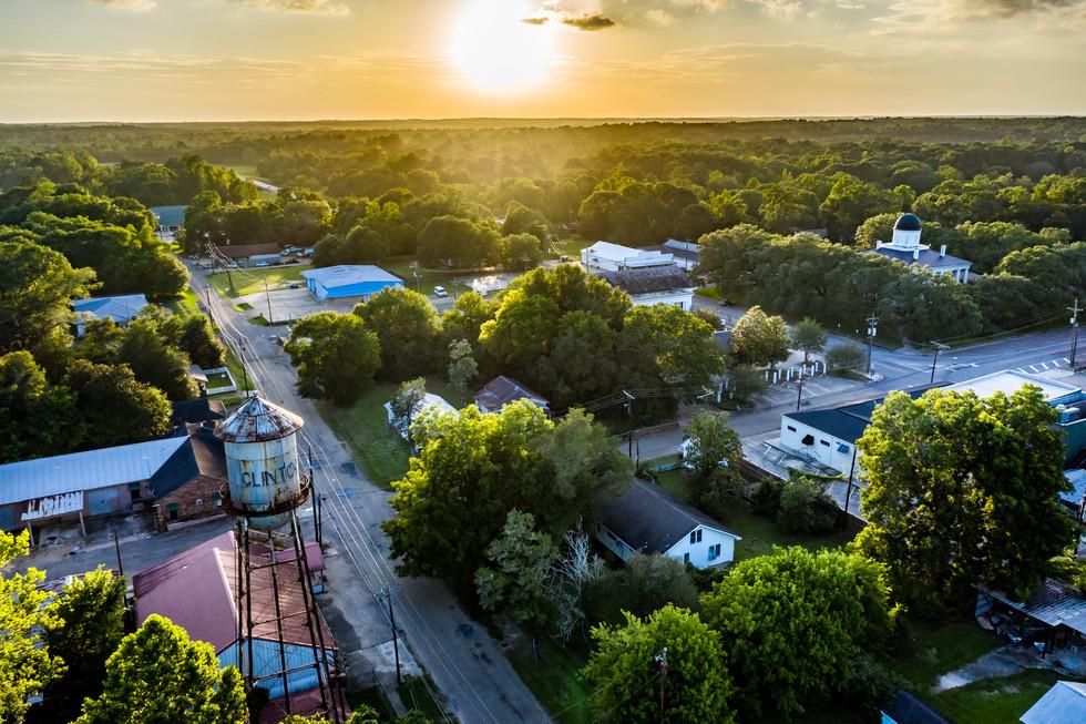 Downtown Clinton Louisiana