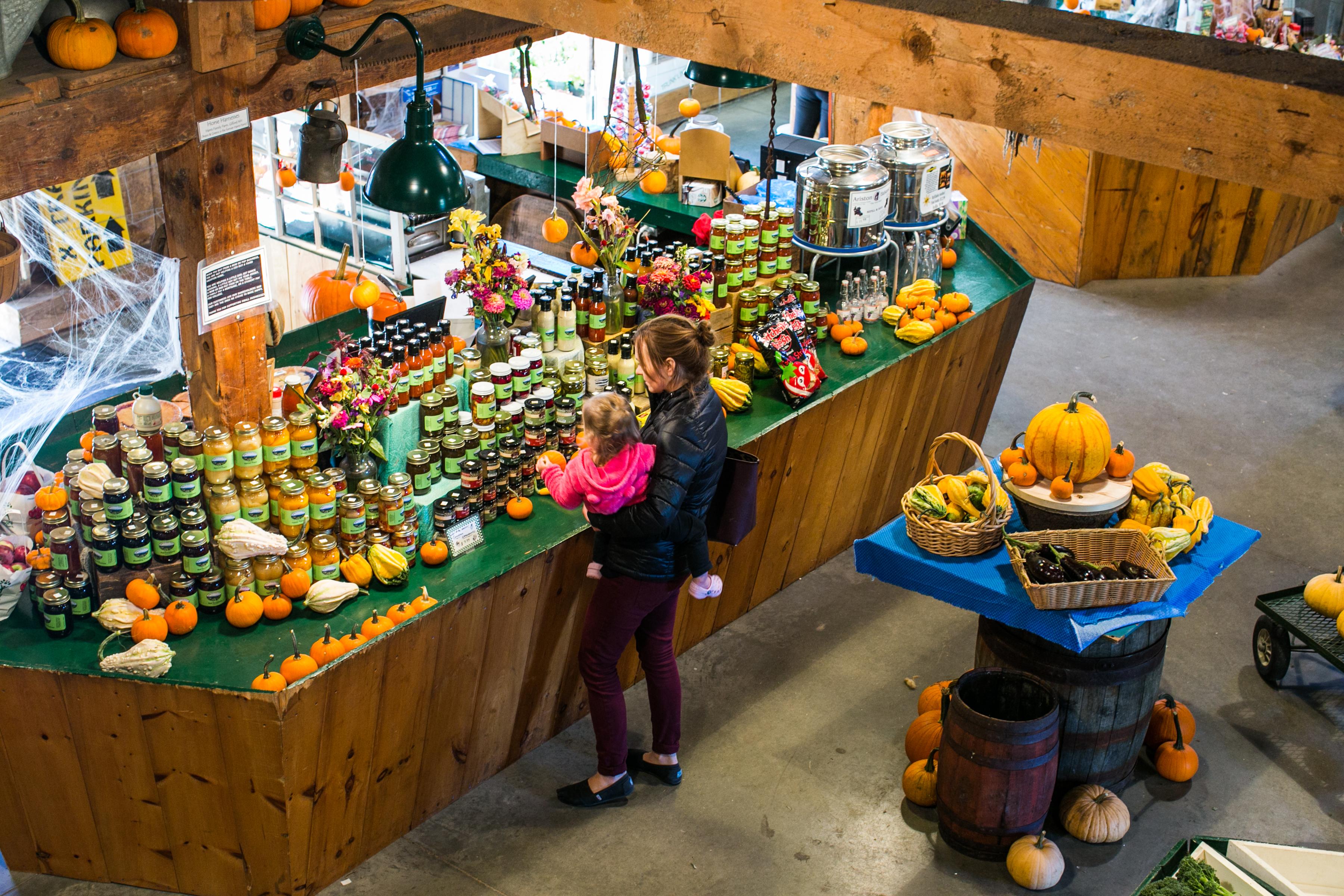 Beans & Greens Farm - Anne Skidmore - farmstadn preserves