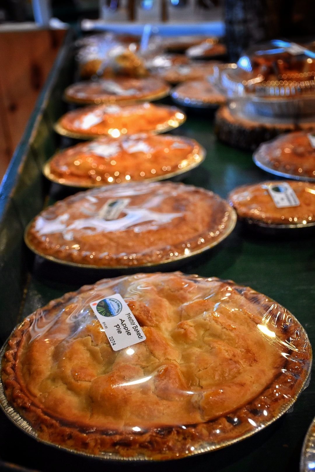 Beans & Greens Farm - bakery pies