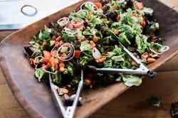 SaladInBowl_Beans&Greens