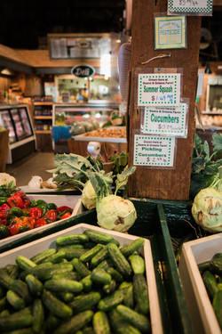 Beans & Greens Farm - Katlyn Ashley -far