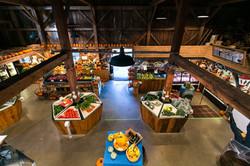 Beans & Greens Farm - Anne Skidmore - farmstand interior