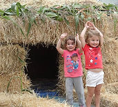 Beans & Greens Farm - haymaze happy kids