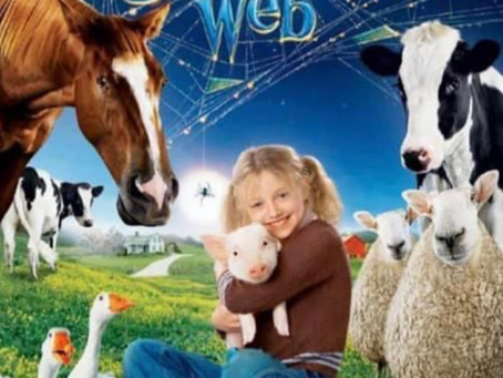 🎥 🍿🍕Beans & Scenes Family Movie Night, 'Charlotte's Web'; Saturday August 14th!