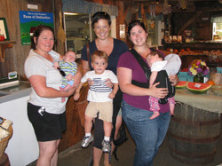 Beans & Greens Farm - happy moms