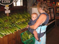 Beans & Greens Farm - Happy Baby