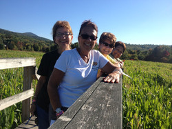 Beans & Greens Farm - cormaze bridge smiles