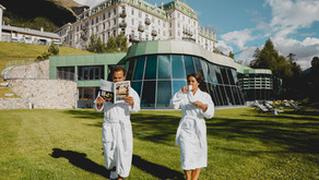 Grand Hotel Kronenhof - Ein Haus der Luxusklasse!