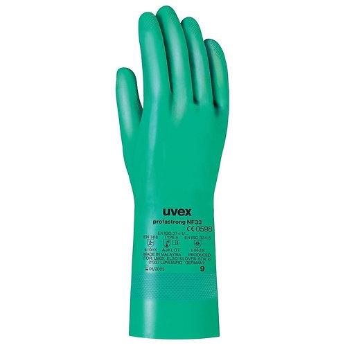 Uvex NF-33 Nitril Kimyasal Eldiven