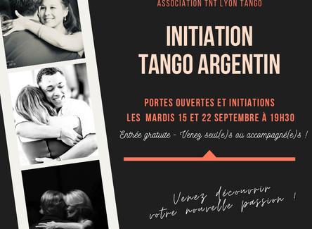 Grande Initiation de Tango