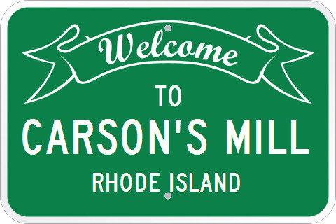 Mill Sign