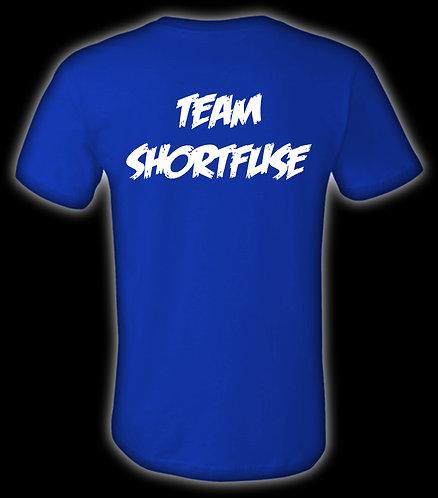 TEAM SHORTFUSE BLUE