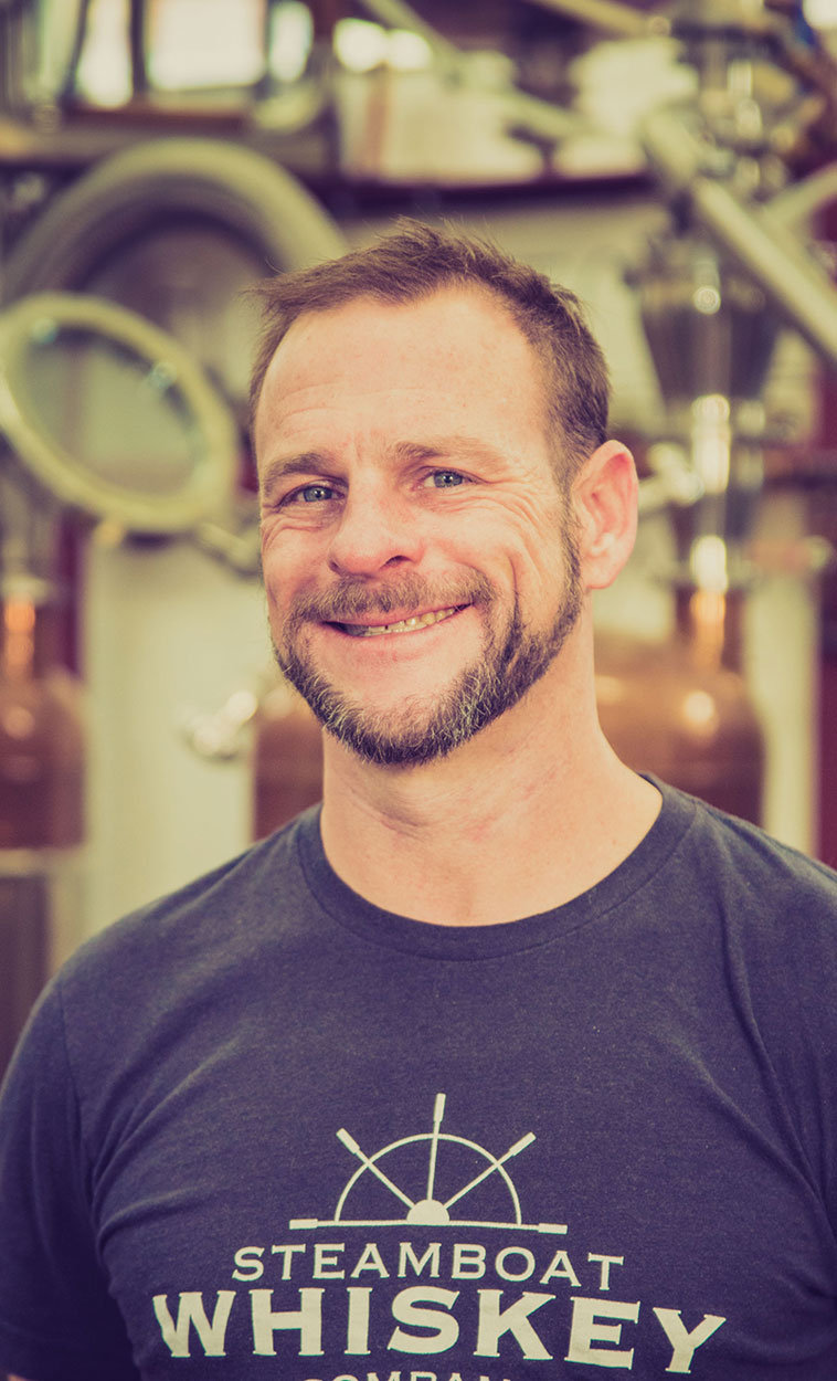 Nathan Newhall, Founder - Steamboat Whiskey Company