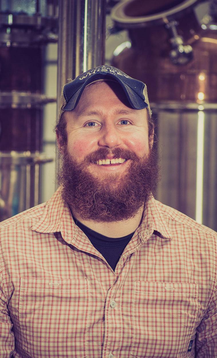 Ben McLaughlin, Head Distiller - Steamboat Whiskey Company