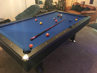 My New Pool Table 😁