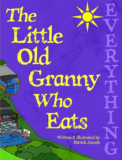 The Little Old Granny Who Eats Everything writen by Patrick József