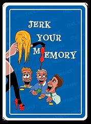 Jerk Your Memory Card Game