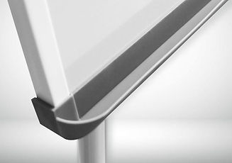 Flipchart, Sternfuß mit Papierhaltern