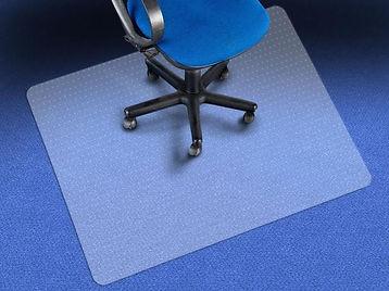 Bodenschutzmatte für Teppichboden