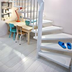 Polycarbonat-Stufenmatten