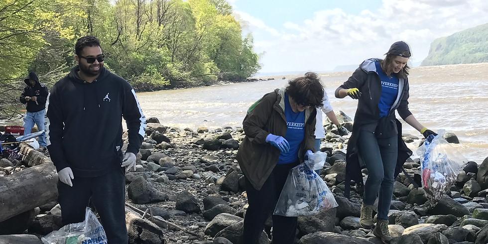 Riverkeeper Sweep at Croton Point