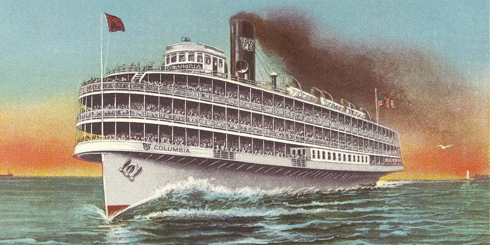 The SS Columbia Project