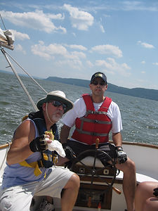 Ferry Sloops Sail Training
