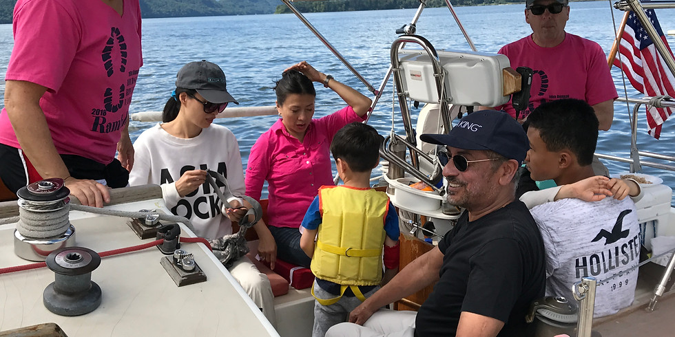 Hudson River Valley Ramble: Free Sails in Ossining