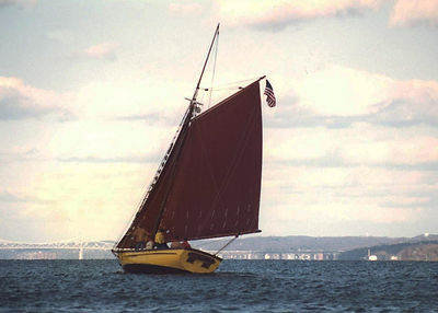 Ferry Sloops - Sojourner Truth