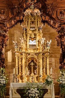 Baldaquino (Iglesia de la Santa Cruz, Bañares)