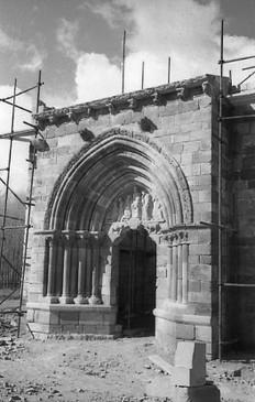 Reconstrucción Ermita