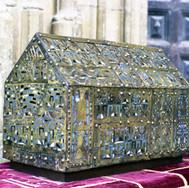 El arca de San Formerio.