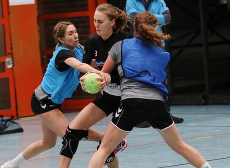 Damen2 sorgt für erfolgreichen Start in HSC Heimspieltag