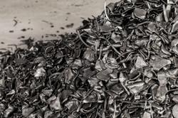 Shredded Aisi 304 scrap