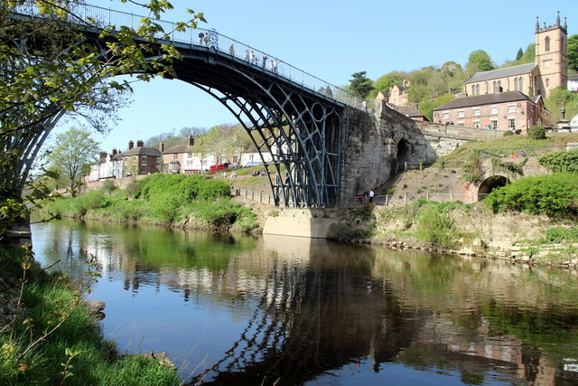 Ironbridge Shropshire