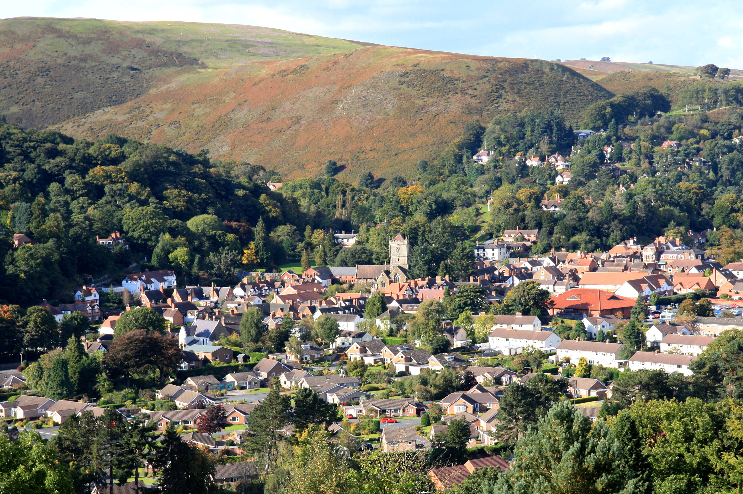 Church Stretton