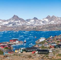 Tasiilaq Groenland