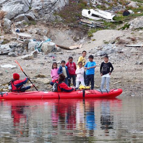 kayak conférence cirque