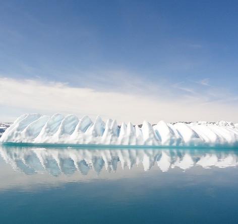 Iceberg dans le sermilik