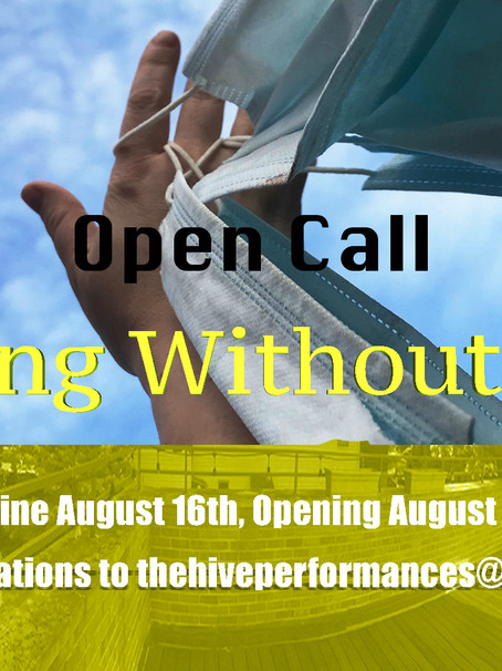 Deadline August 16th, Opening August 25th