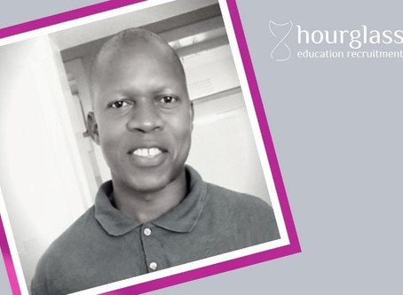 Mxolisi's story: Relocating to teach business studies in a UK school