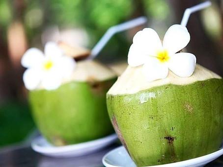 ประโยชน์ของน้ำมะพร้าวสด