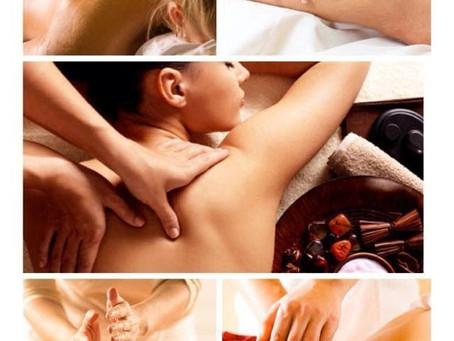 การนวดแบบสวีดิช (Swedish massage)