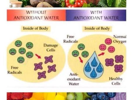 สารต้านอนุมูลอิสระ (Antioxidant)