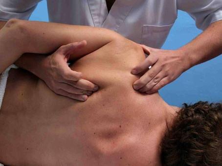 การนวดเนื้อเยื่อส่วนลึก หรือ การนวดดีฟทิชชู่ (Deep Tissue Massage)