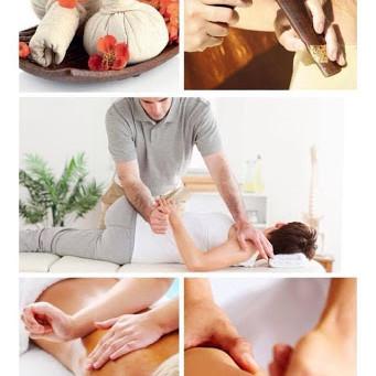 การนวดแบบเธอราพิวติก (Therapeutic massage)