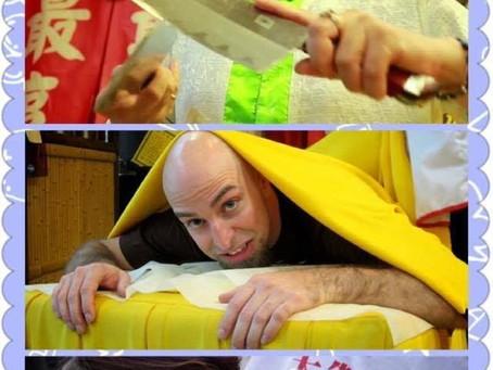 การนวดด้วยมีดปังตอแบบจีนโบราณ (Chinese Knife Massage)